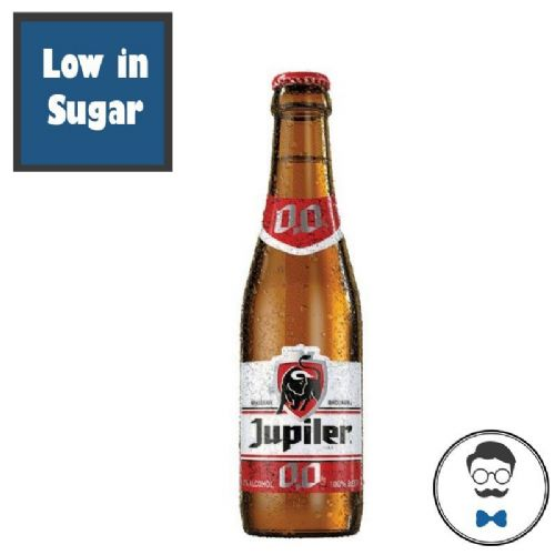 Jupiler Non Alcoholic Beer (0% ABV)